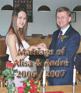 Marriage of Alisa & Andre